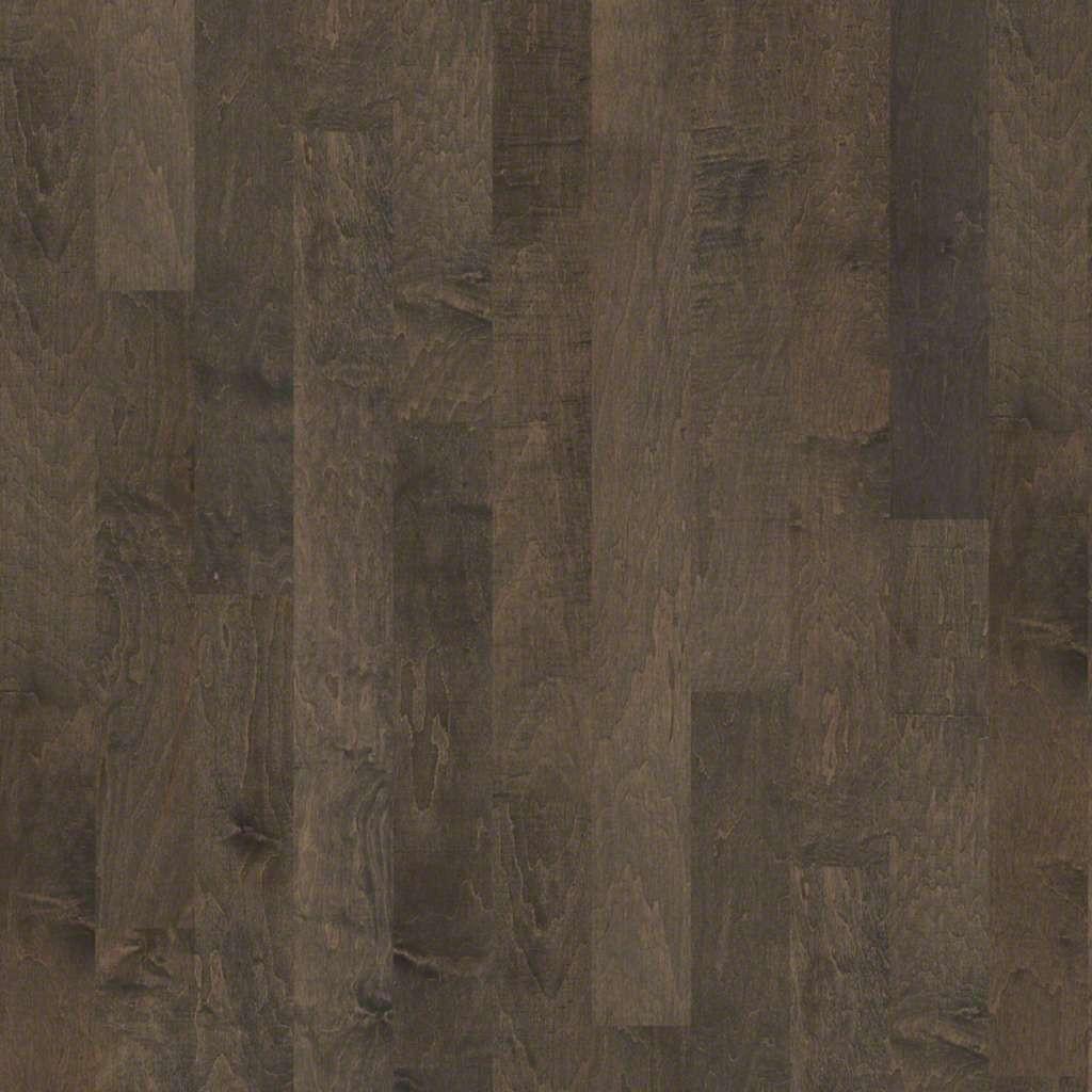 "Shaw Addison 4.94"" x 3/8"" Engineered Maple Charcoal Builder (23.66 sq ft/ctn)"