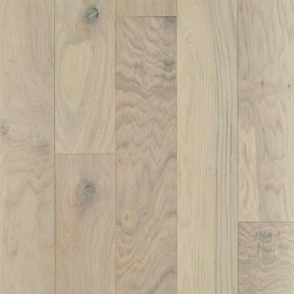 "Shaw Pillar Oak 6 3/8"" x 3/8 Engineered White Oak Limestone Builder Grade (30.48 sq.ft/ctn)"