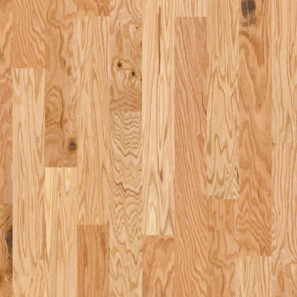 "Shaw Albright Oak 3 1/4"" x 3/8"" Engineered Rustic Natural Builder (23.76 sq.ft/ctn)"