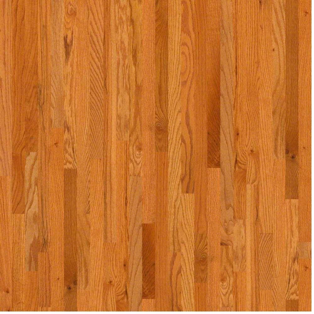 "Shaw Woodale 2 1/4"" x 3/4"" Solid Oak Caramel Premium(25 sq ft/ctn)"