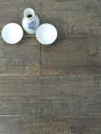 "Hardwood Flooring :Infinity Hevea Handscraped 4 1/2"" x 3/4"" Lakewood Premium(21.79 sq ft/ctn)"