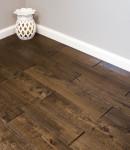 "Hardwood Flooring :Infinity Hevea Handscraped 4 1/2"" x 3/4"" Morocco Premium(21.79 sq ft/ctn)"