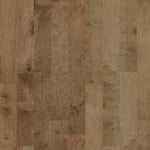 "Shaw Pacific Grove 6.38"" x 3/8"" Engineered Maple Buckskin Builder(30.48 sq ft/ctn)"