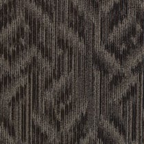 "Aladdin Commercial Spirited Moment Carpet Tile Reflective Symmetry 24"" x 24"" Premium"