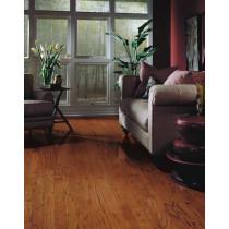 Bruce Springdale Plank Engineered Oak Premium - Gunstock Room Scene