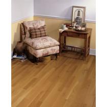 Bruce Waltham Plank Solid White Oak Premium - Gunstock Room Scene