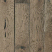 "Shaw Fired Beauty 8"" x 5/8"" Engineered White Oak Carbonized Builder (22.45 sq.ft/ctn)"