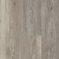 Armstrong Luxe Plank with Rigid Core Limed Oak Chateau Gray LVT Premium(28.52 sq ft/ctn)