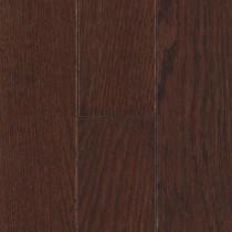 """Mohawk Belle Meade 2 1/4"""" x 3/4"""" Oak Solid Chocolate Oak"""
