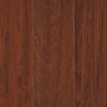 """Mohawk Brookedale Soft Scrape Uniclic 5-1/4"""" x 3/8"""" Hickory Engineered Autumn Hickory"""