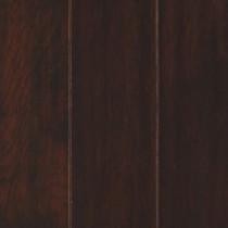 "Mohawk Brookedale Soft Scrape Uniclic 5-1/4"" x 3/8"" Hickory Engineered Chocolate Hickory"