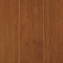 "Mohawk Brookedale Soft Scrape Uniclic 5-1/4"" x 3/8"" Maple Engineered Light Amber"