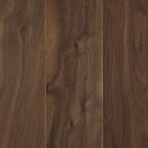 "Mohawk Brookedale Soft Scrape Uniclic 5-1/4"" x 3/8"" Walnut Engineered Natural Walnut"