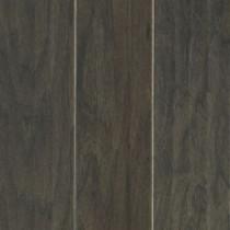 "Mohawk Henley Soft Scrape 5"" x 3/8"" Hickory Engineered Charcoal"