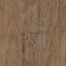 "Mohawk Pioneer Valley 5"" x 3/8"" Hickory Engineered Dusty Path Hickory"