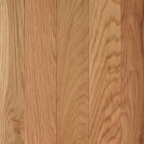 "Mohawk Rivermont 3 1/4"" x 3/4"" Oak Solid White Oak Natural"