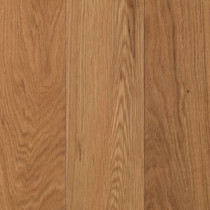 "Mohawk Rivermont 5"" x 3/4"" Oak Solid White Oak Natural"