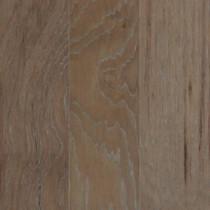 "Mohawk American Vintique 5"" x 3/8"" Hickory Engineered Gray Mist"