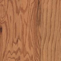 """Mohawk Rockford Oak 5"""" x 3/8"""" Red Oak Engineered Oak Butterscotch"""