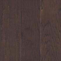 """Mohawk Rockford Oak 5"""" x 3/8"""" Red Oak Engineered Oak Chocolate"""