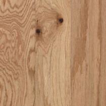 """Mohawk Rockford Oak 5"""" x 3/8"""" Red Oak Engineered Red Oak Natural"""