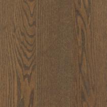 "Mohawk Terevina 3 1/4"" x 3/4"" Oak Solid Dark Tuscan Oak"
