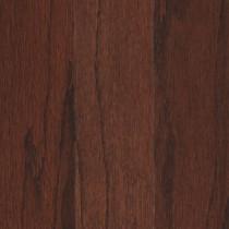 """Mohawk Timberline 3"""" x 3/8"""" Red Oak Engineered Cherry Oak"""