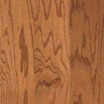 """Mohawk Timberline 5"""" x 3/8"""" Red Oak Engineered Golden Oak"""