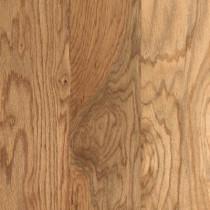"Mohawk Timberline 5"" x 3/8"" Red Oak Engineered Natural Oak"