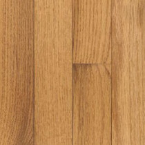 """Mohawk Westbridge 2 1/4"""" x 3/4"""" Oak Solid Butterscotch Oak"""