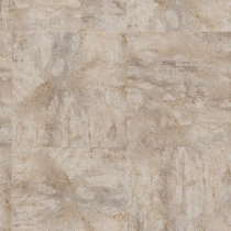 "Shaw Resort Tile LVT Oatmeal 16"" swatch"