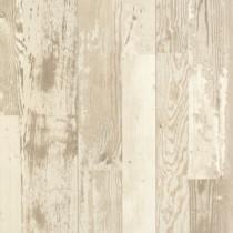 "Mohawk RevWood Chalet Vista 7 1/2"" x 47 1/4"" x 8MM Laminate White Weathered Pine"