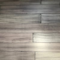 "Hardwood Flooring :Infinity Hevea Handscraped 4 1/2"" x 3/4"" Silver Shadow Premium(21.79 sq ft/ctn)"