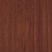 "Mohawk Henley Soft Scrape 5"" x 3/8"" Hickory Engineered Autumn Premium(28.25 sq ft/ctn)"