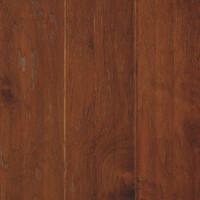 "Mohawk Henley Soft Scrape 5"" x 3/8"" Hickory Engineered Teak Premium(28.25 sq ft/ctn)"
