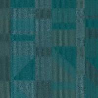 "Shaw Impact Carpet Tile Teal 24"" x 24"" Builder(48 sq ft/ctn)"