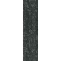 "Shaw Metallic Alchemy Carpet Tile Onyx Graphite 12"" x 48"" Builder(48 sq ft/ctn)"