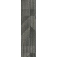 "Shaw Slope Carpet Tile Vertex 12"" x 48"" Builder(48 sq ft/ctn)"