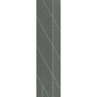 "Shaw Turn Carpet Tile Flexible 12"" x 48"" Builder(48 sq ft/ctn)"