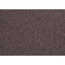 "Aladdin Commercial Scholarship II Carpet Tile Tomato 24"" x 24"" Premium"