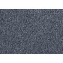 "Aladdin Commercial Scholarship II Carpet Tile Stainless Steel 24"" x 24"" Premium"