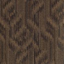 "Aladdin Commercial Spirited Moment Carpet Tile Architectural Element 24"" x 24"" Premium"
