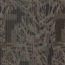"Aladdin Commercial Transforming Spaces Carpet Tile Visual Edge 24"" x 24"" Premium"