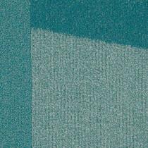 Shaw Color Shift Hexagon Carpet Tile Aerial